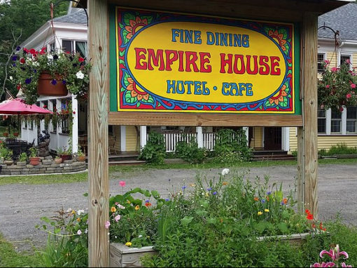 The Empire House